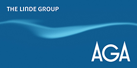 AGA Linde Group logo