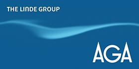 AGA Linde Group logo